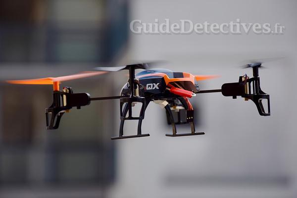 Quand les drones prennent leur envol