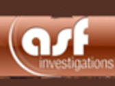 Asf Investigations