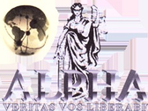 Logo ALPHA DETECTIVE & ALPHA DETECTIVE INTERNATIONAL